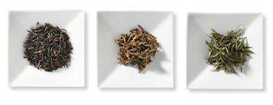 Leaves of Tea: Tea Blends
