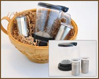 Tea Maker Gift Basket